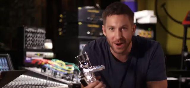 Calvin Harris to drań bez klasy? Zobacz, jakie przemówienie ogłosił na MTV VMA
