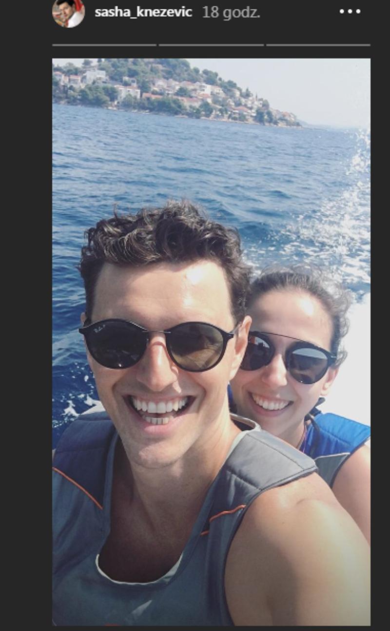 Były mąż Anji Rubik pokazał nową partnerkę! Fani: normalna, PRAWDZIWA kobieta!