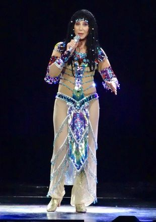 68-letnia Cher potrafi zaskakiwać! (FOTO)