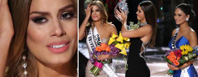Skandal na wyborach Miss Universe 2015! (VIDEO)