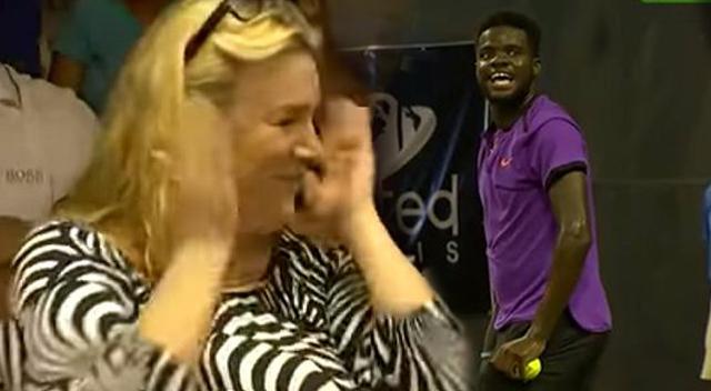 Mecz tenisowy przerwany przez… OSTRY SEKS! (VIDEO)
