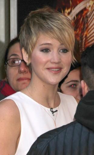 Jennifer Lawrence: Słowo grubas powinno być nielegalne!
