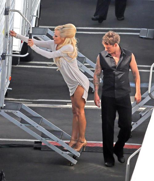 Pamela Anderson pierwsza opuściła amerykański Taniec z Gwiaz