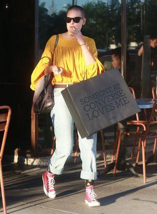 Córka Demi Moore wzbudza niepokój (FOTO)