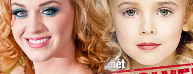 Co wielka TAJEMNICA Katy Perry ma wspólnego z zamordowaną JonBenet Ramsey?