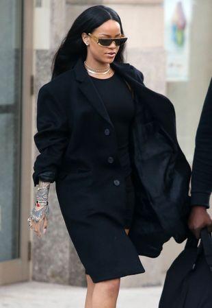 Rihanna była w Nicei w chwili zamachu terrorystycznego!
