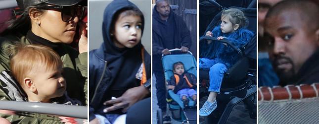 Rodzina Kardashianów zaszalała w Disneylandzie (FOTO)