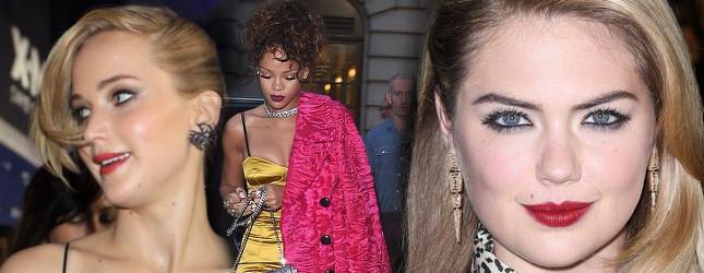 Lawrence, Rihanna, Dunst i Upton pozywają na ogromną sumę