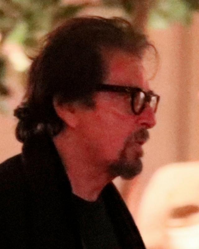 Al Pacino i Leonardo Dicaprio na podwójnej randce! (ZDJĘCIA)