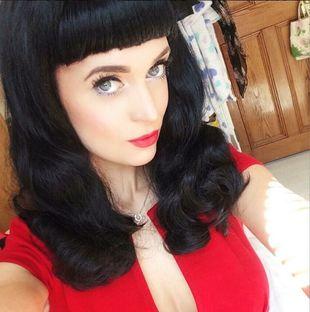 To NIE jest Katy Perry (Instagram)
