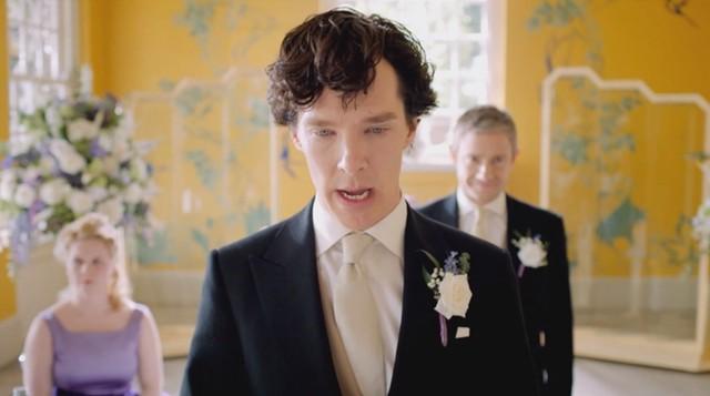 Martin Freeman i Amanda Abbington z Sherlocka są parą