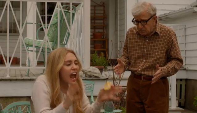 Przerwij to, co robisz. Jest zwiastun serialu Woody'ego Allena z Miley Cyrus!