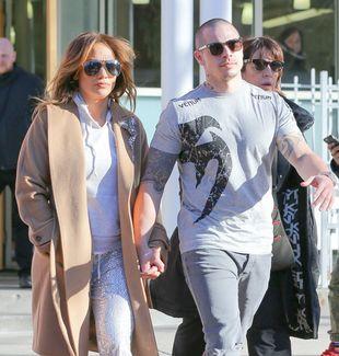 Fani są oburzeni tym, co Casper Smart zrobił Jennifer Lopez