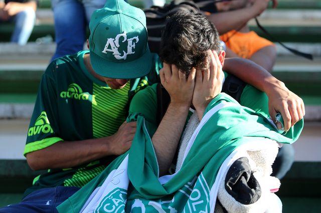 Czy to był główny powód katastrofy samolotu w Brazylii? (FOTO)