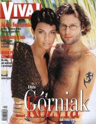 Edyta Górniak uważa, że jej ex to najlepiej ubrany mężczyzna