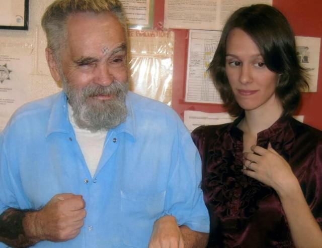 Charles Manson się żeni – jego dziewczyna ma 25 lat!