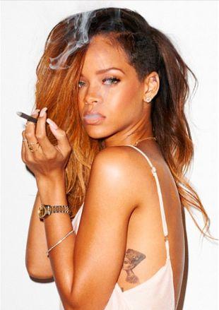 Rihanna najgorętszą kobietą świata (FOTO)