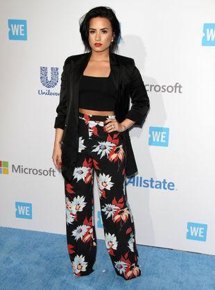 Demi Lovato wystąpiła u Hillary Clinton: Żyję z chorobą psychiczną, ale…