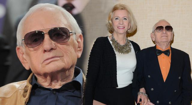 Żona Witolda Pyrkosza szczerze o jego śmierci: Nie było mnie przy nim…