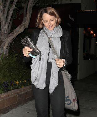 Jodie Foster poślubiła byłą dziewczynę Ellen DeGeneres!