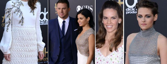 Gwiazdy na gali Hollywood Film Awards (FOTO)