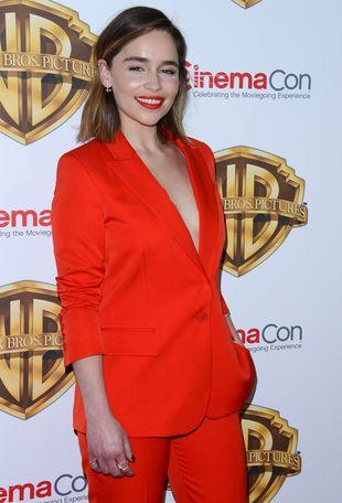 Emilia Clarke: W Grze o Tron powinno być więcej… NAGOŚCI! (VIDEO)