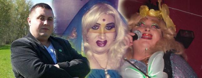 Poznajcie polską drag queen w eurowyborach! (FOTO)
