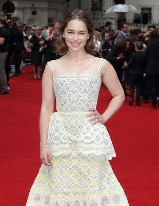 """Wow! Emilia Clarke chciałaby mieć """"TRÓJKĄT""""… z Ryanem Goslingiem?!"""