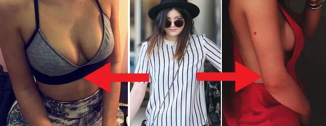 Kylie Jenner zdradziła sekret powiększania biustu