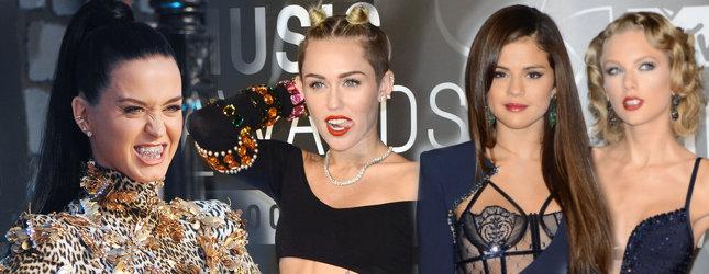Gwiazdy na gali  MTV VMA 2013 (FOTO)