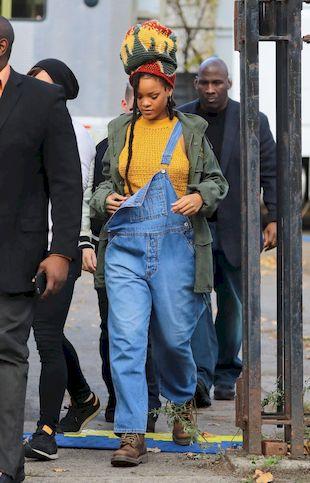Wow! Rihanna idzie w ślady… Boba Marleya?