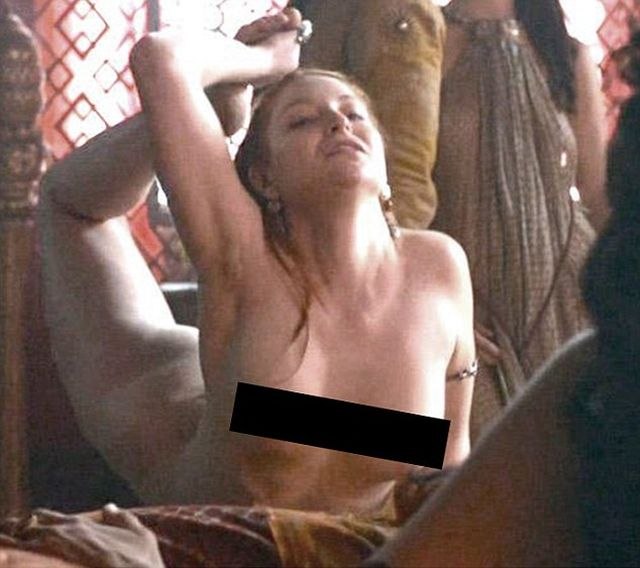 Rola prostytutki w Grze o Tron uratowała tę kobietę od... prostytucji!