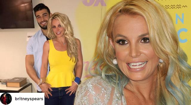 Britney Spears chce Wam coś powiedzieć