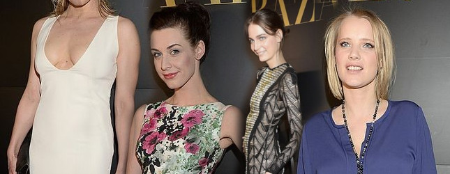 Gwiazdy na imprezie Harper's Bazaar 2014 (FOTO)