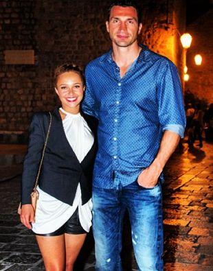Wladimir Klitschko rozpływa się nad Hayden Panettiere