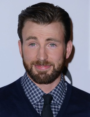 Chris Evans – pierwszy dżentelmen Hollywood