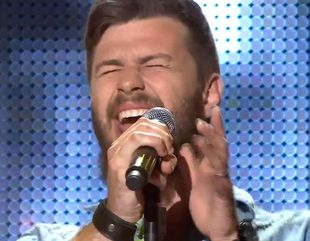Ernest Staniaszek -zachwycił w The Voice of Poland (VIDEO)