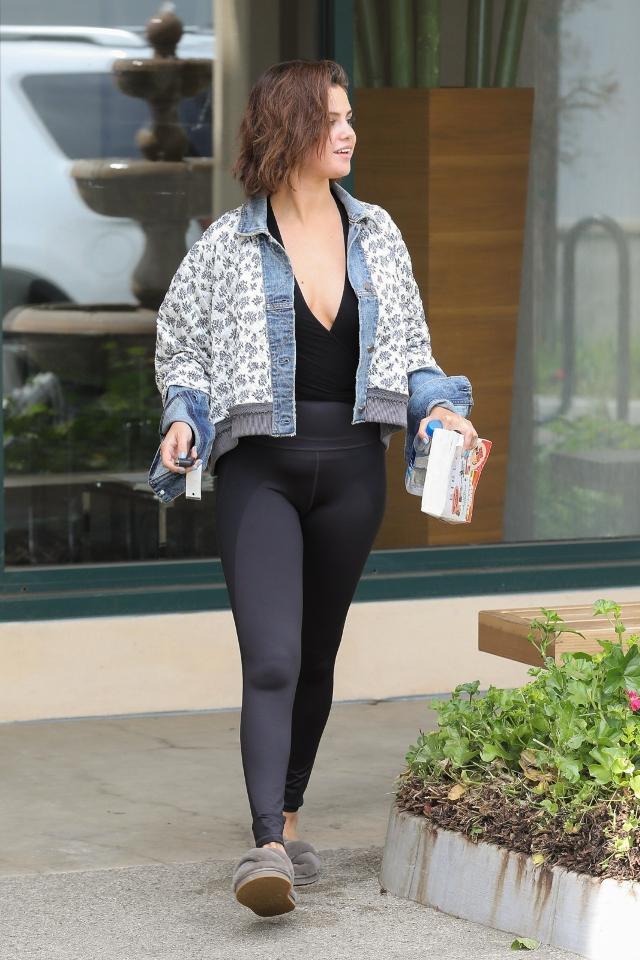 Selena Gomez SCHUDŁA! To zdjęcie odbiera mowę!