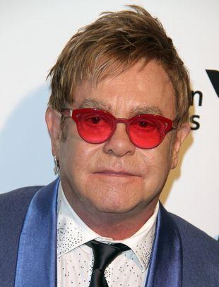 Elton John Oscary oglądał z synami (FOTO)
