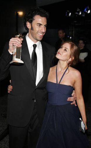 Isla Fisher i Sascha Baron Cohen już po ślubie!