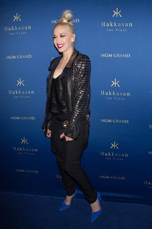 Gwen Stefani imprezuje dwa miesiące po porodzie! (FOTO)