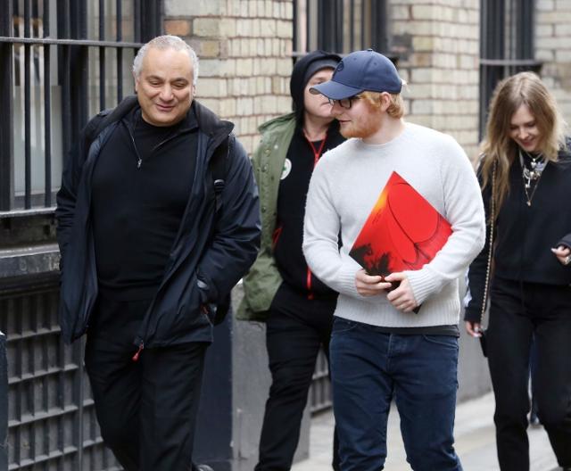 Ed Sheeran wziął ślub?!