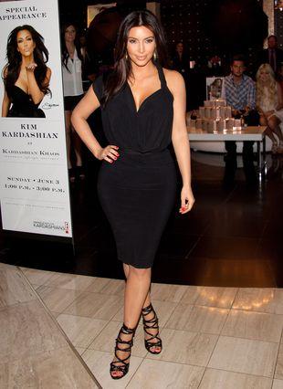 Co Kanye West sądzi o figurze Kim Kardashian?