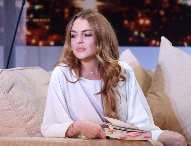Lindsay Lohan ofiarą rasistowskiego skandalu!