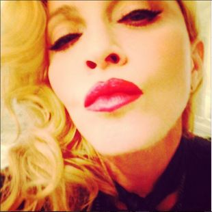 Madonna już skomentowała upadek na Brit Awards (FOTO)