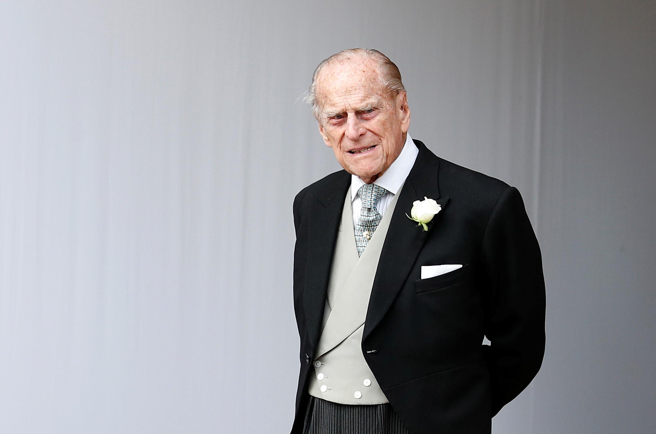Wyciekł list księcia Filipa do ofiary wypadku, który spowodował!