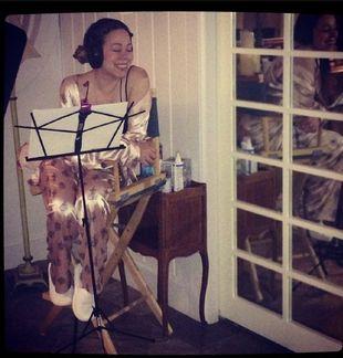 Piżamowe szaleństwo w wydaniu Mariah Carey (FOTO)
