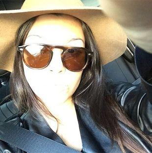 Skandal wokół porodu Kourtney Kardashian!