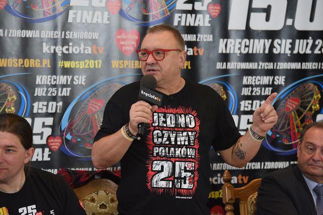 Jurek Owsiak zdobędzie Pokojową Nagrodę Nobla?!