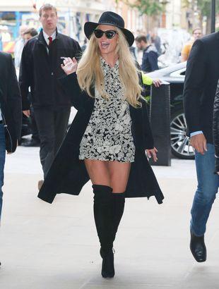 Siostrzenica Britney Spears ODZYSKAŁA przytomność!